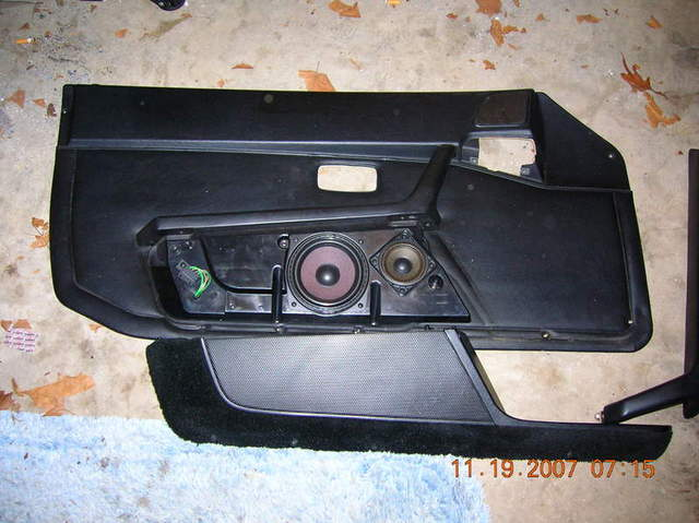Fs 944 10 Speaker Door Panels More Pelican Parts