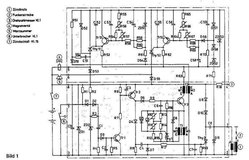 cdi 6 pin ignition schematic wanted