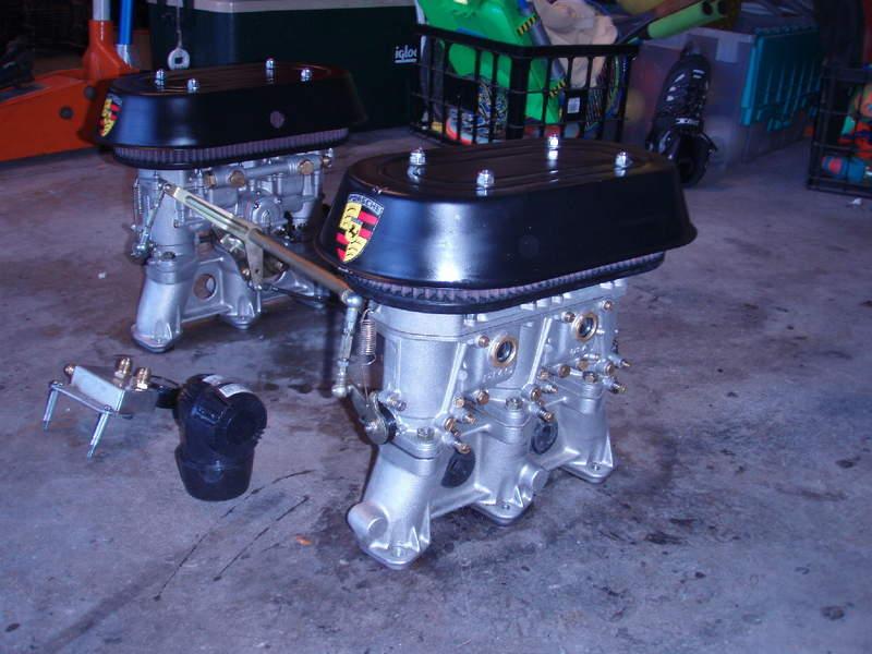 Porsche 911 For Sale >> FS: PMO 46 Carb Set-up - Pelican Parts Forums