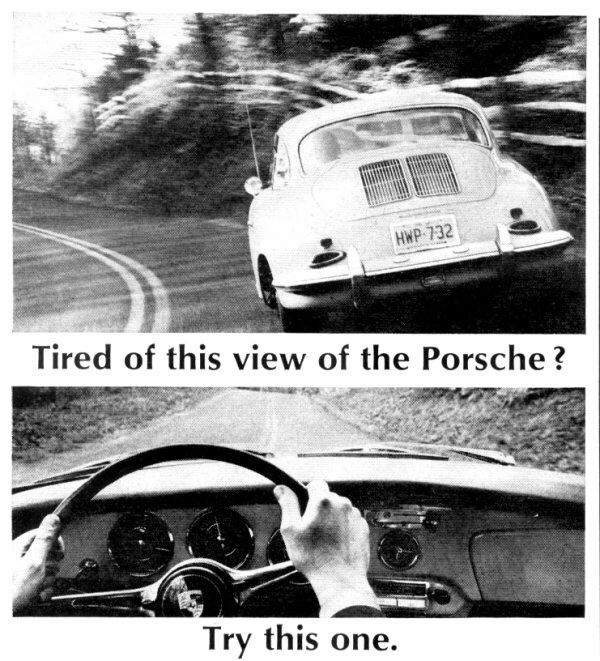 Looking For Porsche Ad Poster Page 2 Pelican Parts