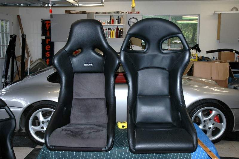 Recaro Pole Postion Vs Gt3 Seat Comparison Pelican Parts