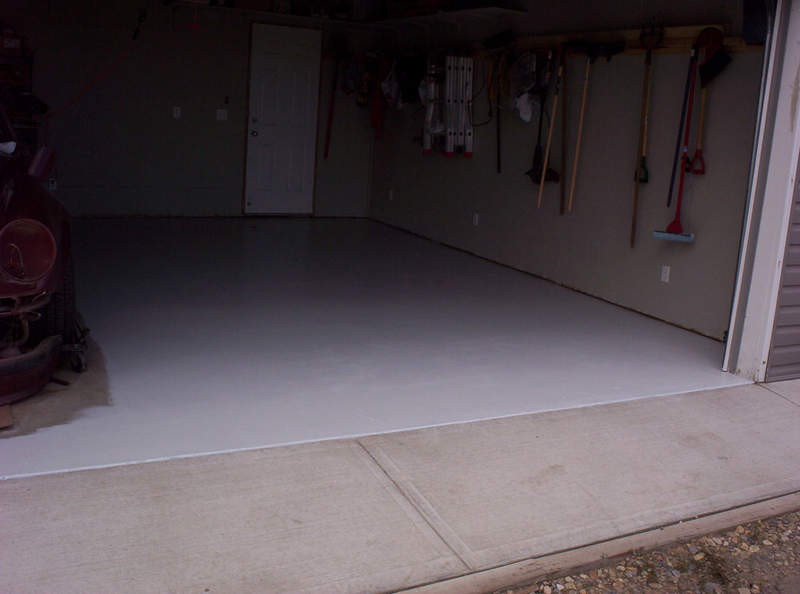 Epoxy Garage Floor Sherwin Williams Epoxy Garage Floor