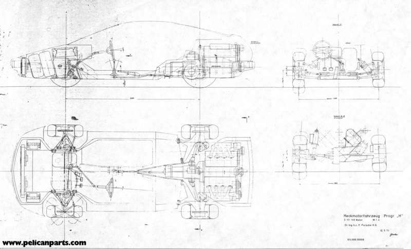 Porsche Engine Blueprints Porsche Free Engine Image For
