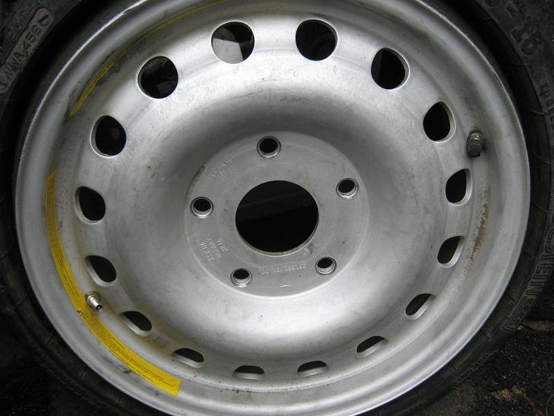 WTB 951 Alloy Spare Wheel Pelican Parts Forums