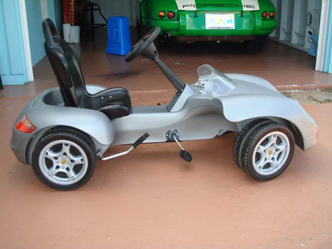 pelican parts technical bbs view single post porsche 997 kids pedal car