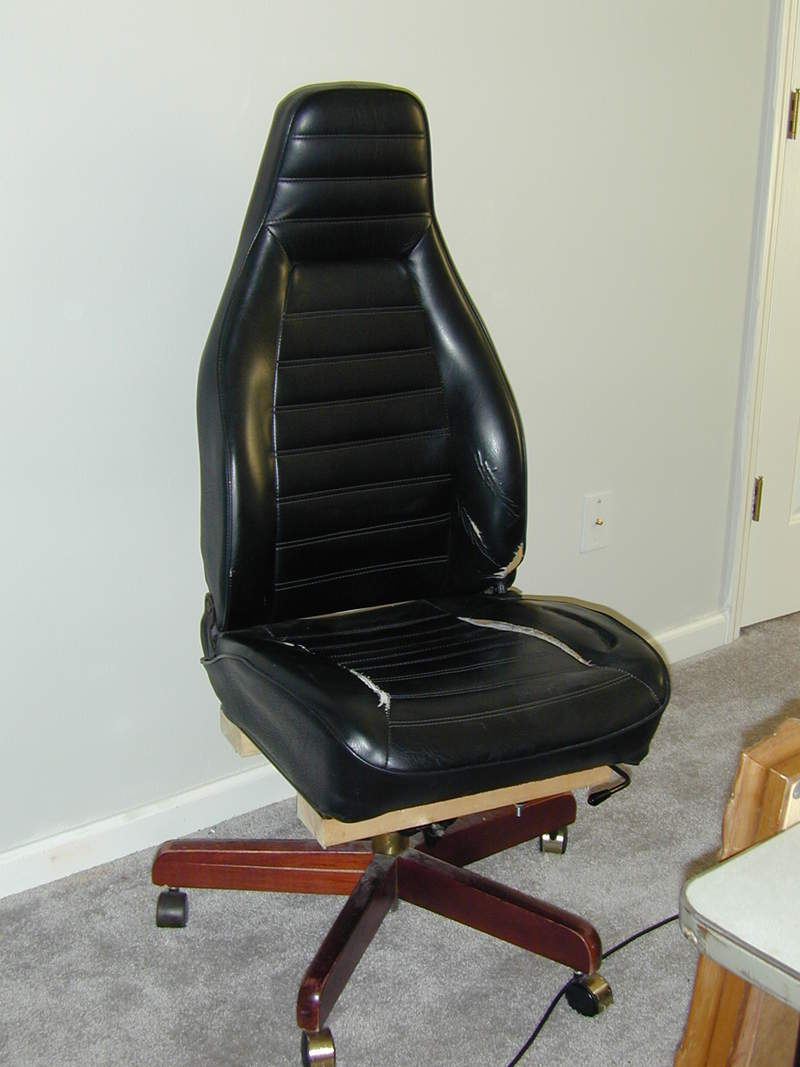 have a seat new office furniture pelican parts forums. Black Bedroom Furniture Sets. Home Design Ideas