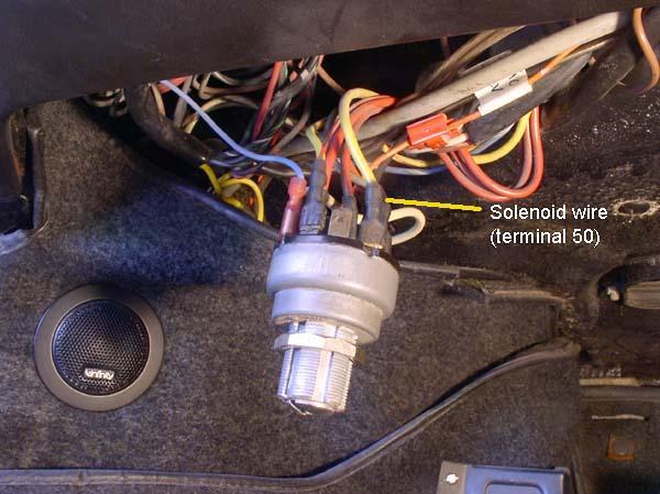 starter problem... - pelican parts forums porsche remote starter diagram