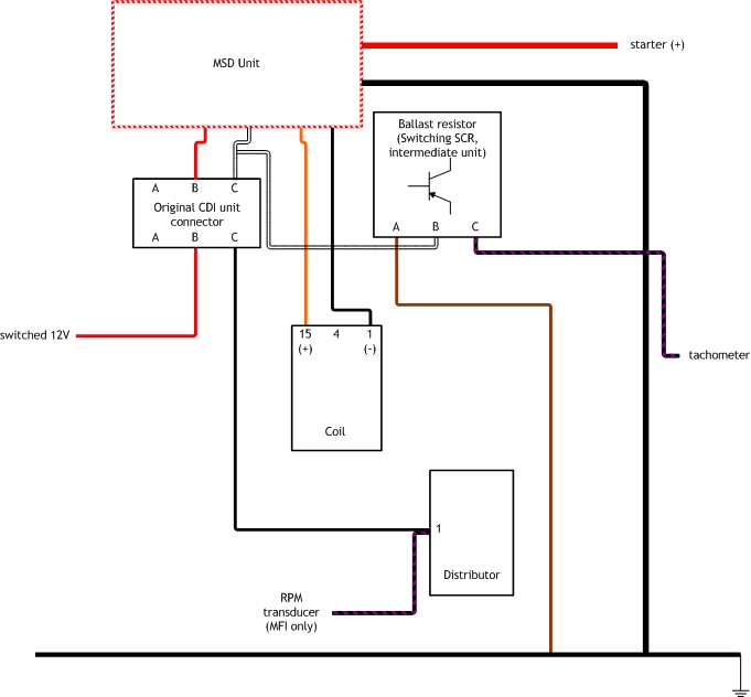 msd 7al3 wiring diagram msd image wiring diagram msd blaster 3 wiring diagram wiring diagram and hernes on msd 7al3 wiring diagram