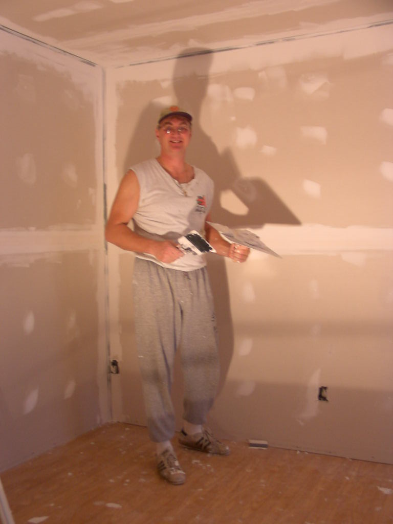 How To Mud Drywall Without Sanding