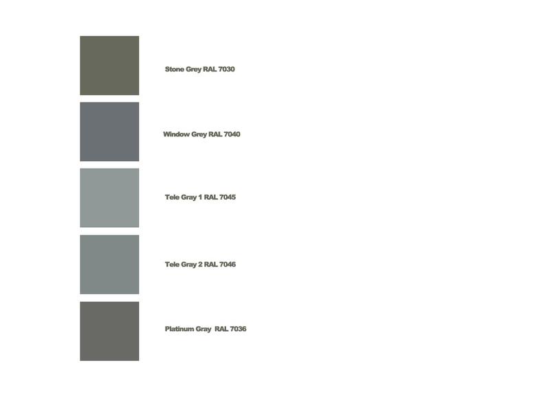 Show Me Your Non Metallic Grey Paint Rsr Colors Page 4 Pelican Parts Forums
