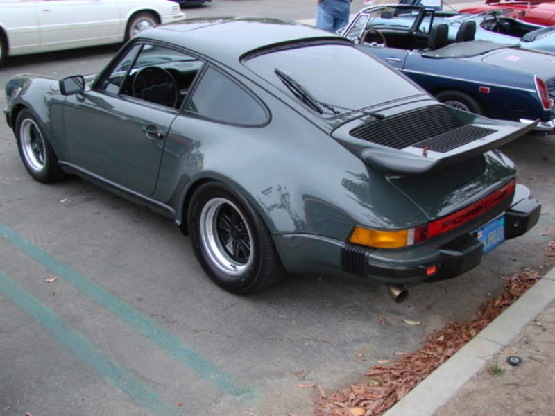 Slate Gray I Just Seen A Car On Ebay 76 911 With The Same Color Was Special Order And Also Repainted 615 Porsche Glasurit