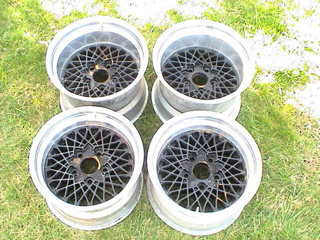 Bbs Racing Magnesium Wheels Gold Pelican Parts Forums