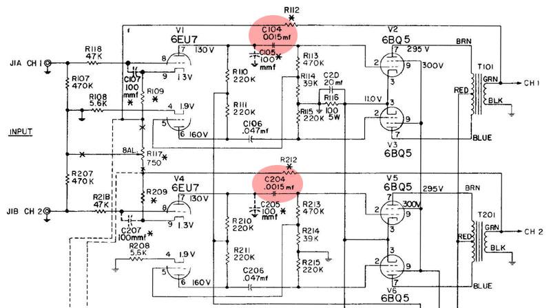 Magnavox AMP93-04 restoration question | Audiokarma Home Audio ... on