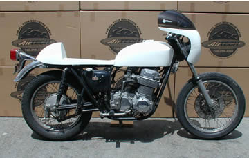 New Project Cb450 Soon To Be A Cafe Racer Pelican