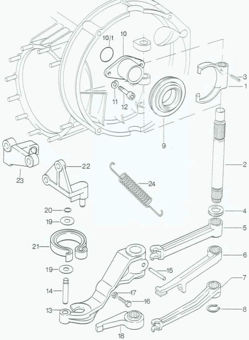 N90725501 9//KIT VW CLUTCH COVER BOLT
