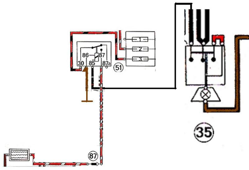 mgb heater relay wiring   23 wiring diagram images