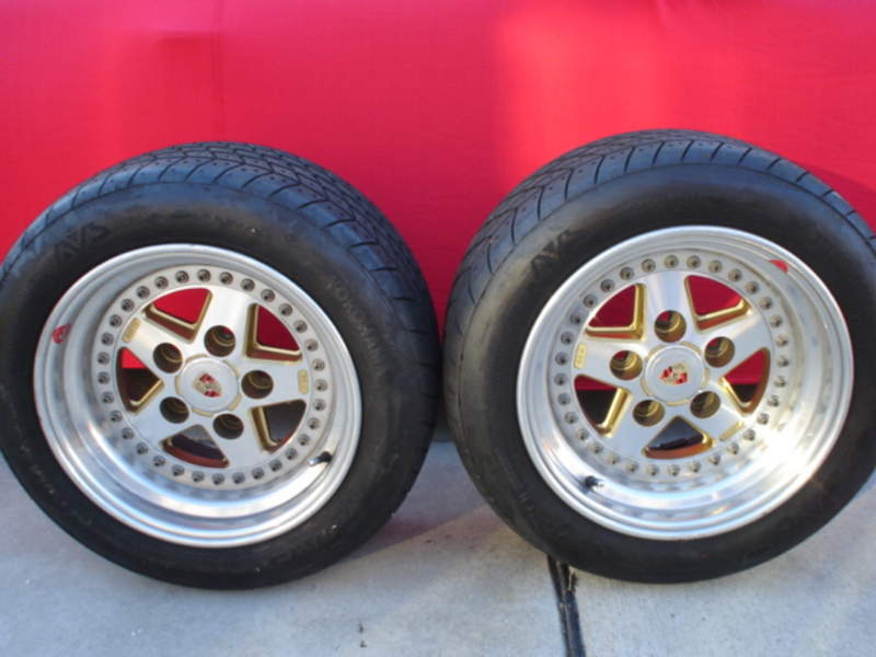 Fs Gotti Wheels With Yoko Tires Pelican Parts Technical Bbs