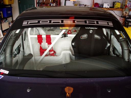 Porsche Windshield Decal Pelican Parts Technical Bbs