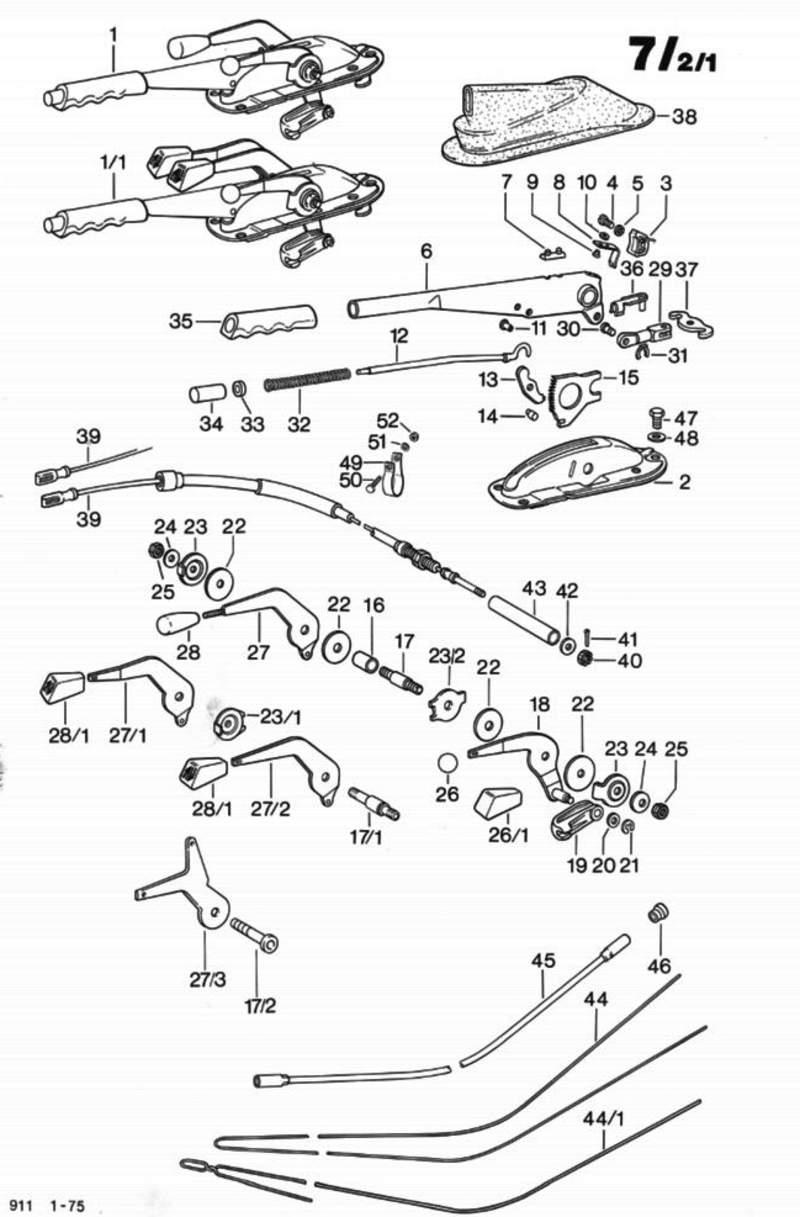 handbrake removal - Pelican Parts Forums