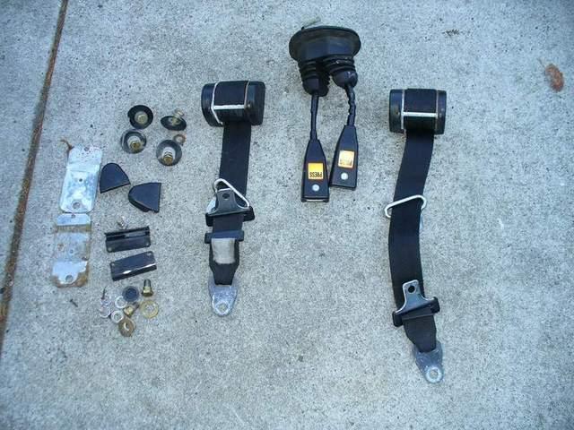 78 911sc Targa Seat Belts Pelican Parts Technical Bbs