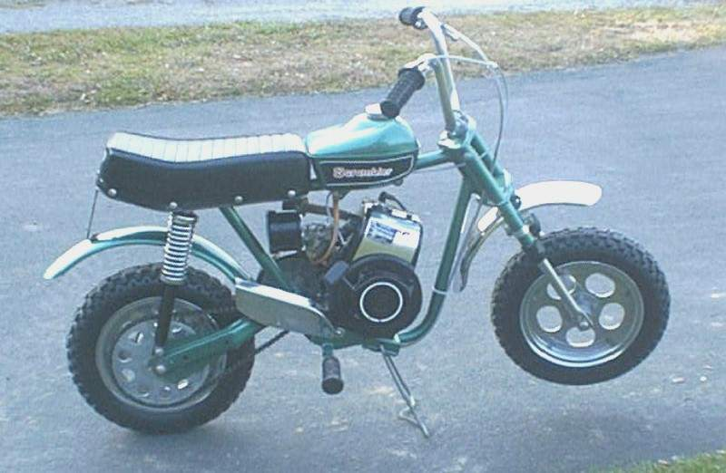 What was your first motorcycle? - Pelican Parts Technical BBS