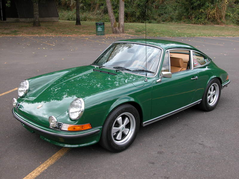 Irish Green British Racing Green Let S See Em Pelican Parts Forums