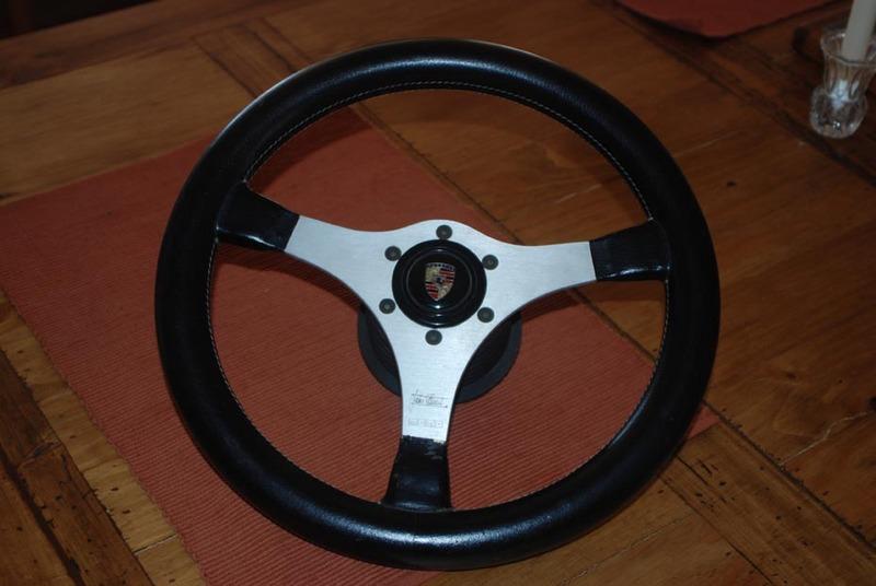 Fs Momo Jackie Stewart Steering Wheel Very Nice Pelican