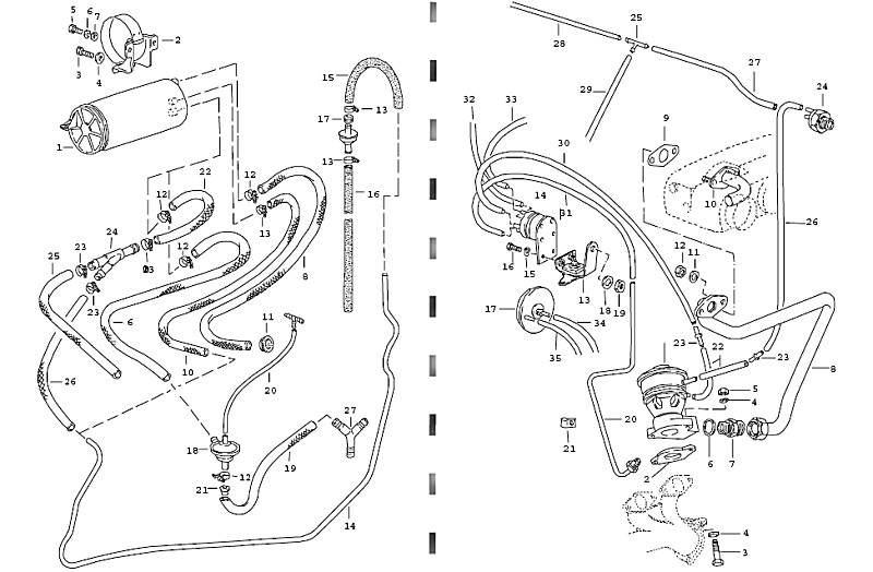 u0026 39 79 vapor canister valve and egr