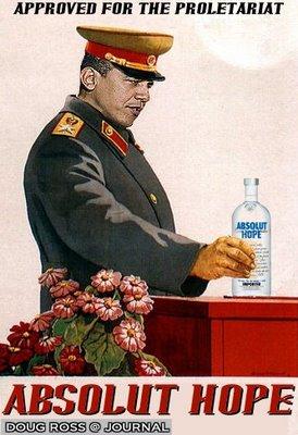 stalin obama