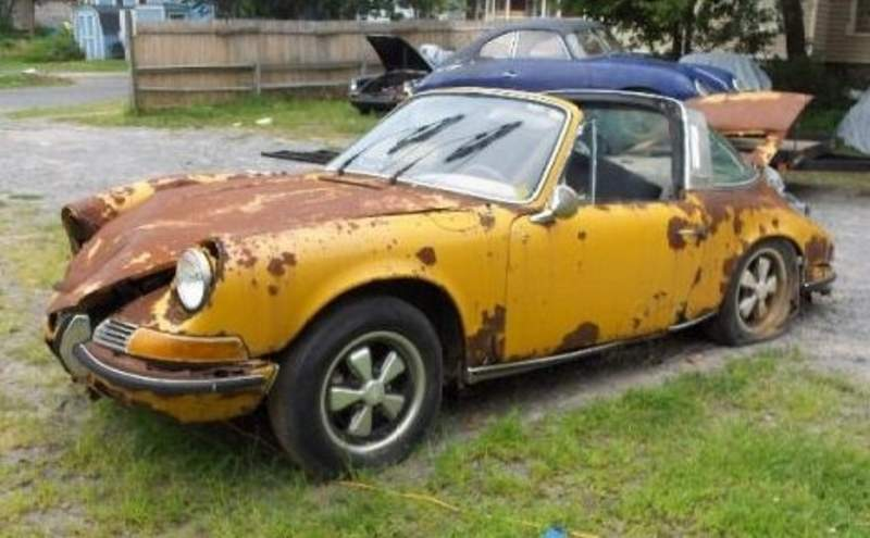 post pics of sadabandoned porsches page 15 pelican