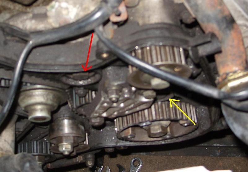 Timing Belt Replacement 1993 Porsche 911