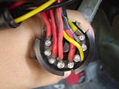 Problem with ignition switch wires - Pelican Parts Forums on