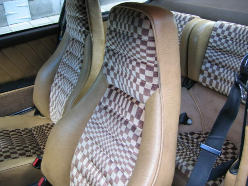 Looking For Checkered Seat Cloth Pelican Parts Technical Bbs