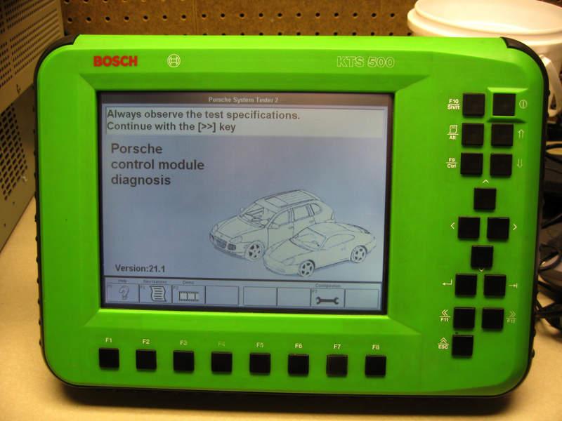 Bosch Kts 301 Software Informer
