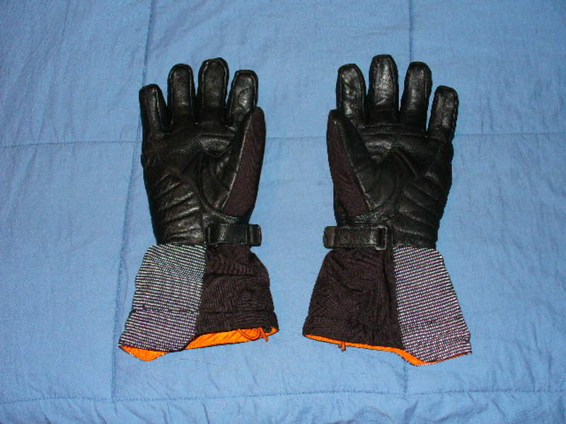 FS; BMW heated vest, back protector & Pro Winter gloves ...