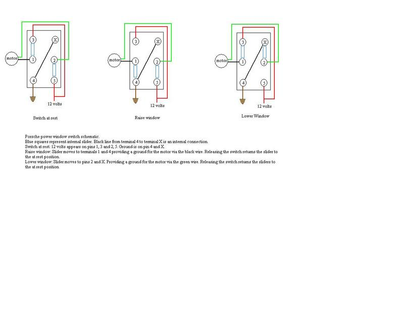 Need Power Window Wiring Help-already Searched