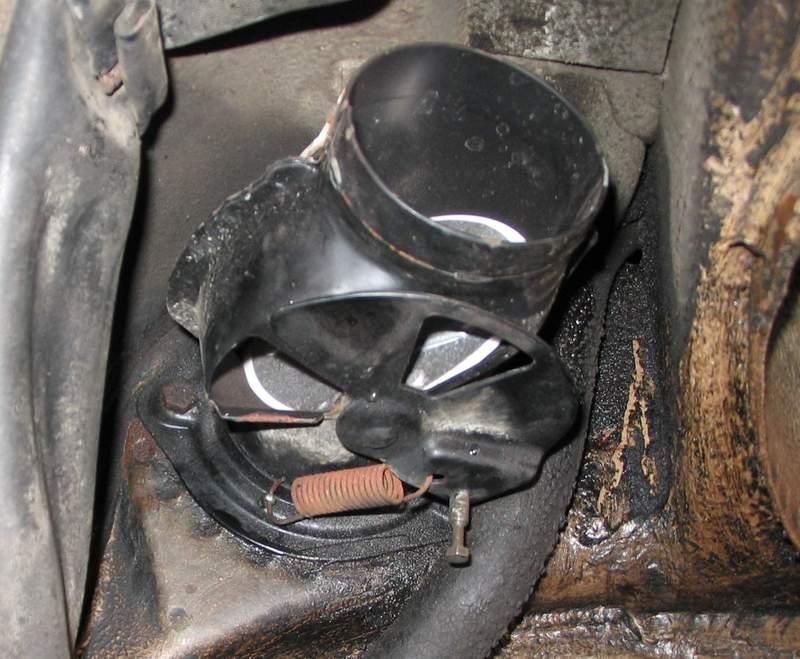 930 Heater Flapper Box Help Pelican Parts Technical Bbs