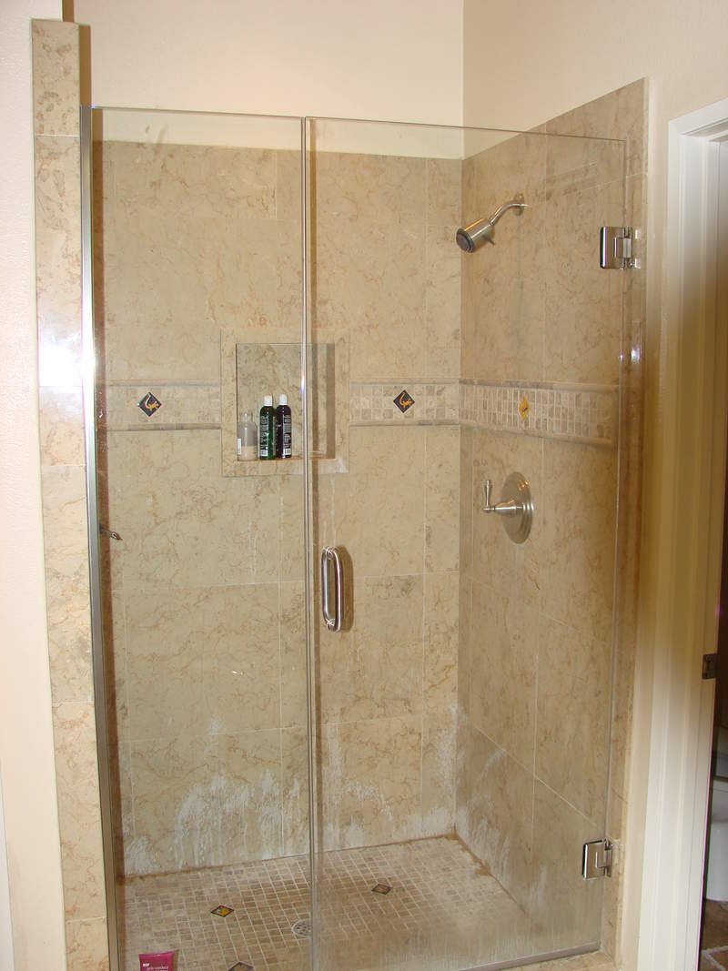 Need Pics Of A Marble Or Other Solid Surface Shower