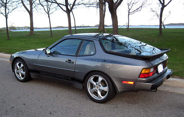 Pic request: Boxster Wheels on a 944 - Pelican Parts Forums