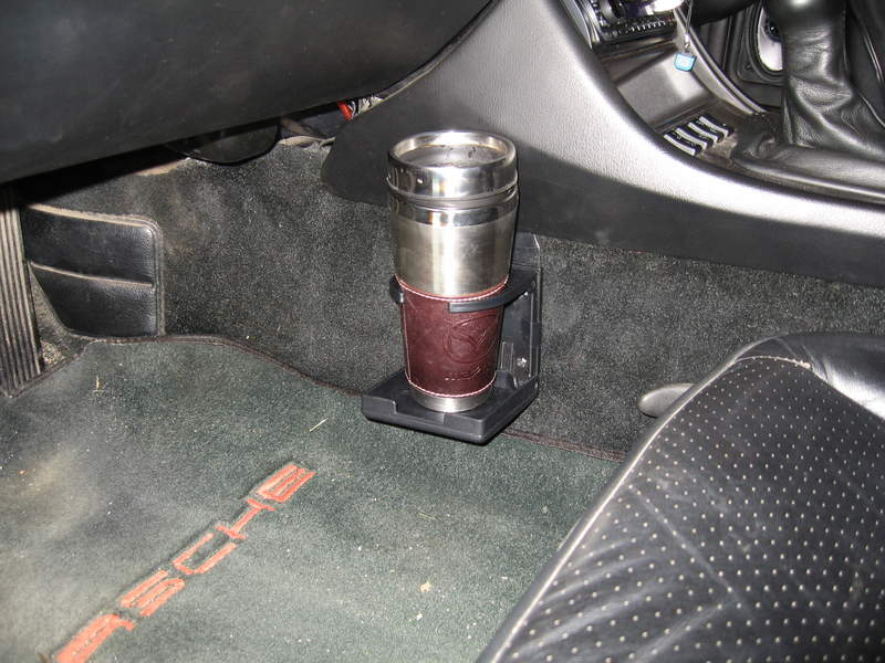 A Key New X3 Feature Better Cupholders Seriously