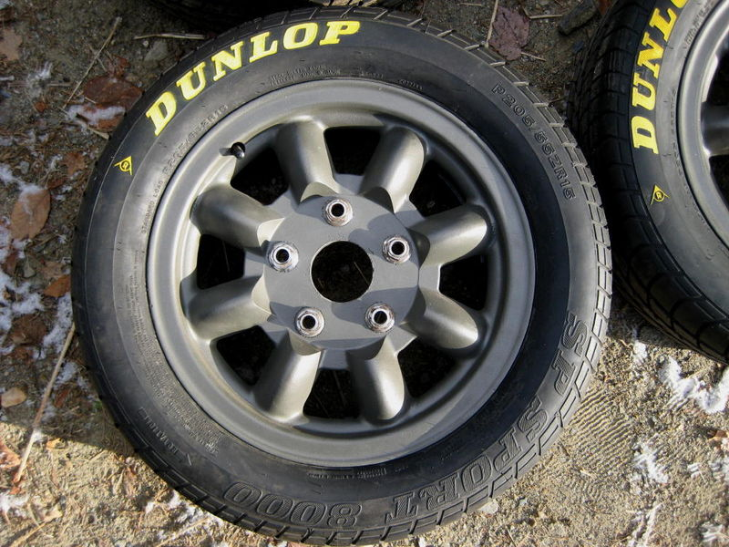 60s Porsche Minilite Magnesium Wheels Pelican Parts