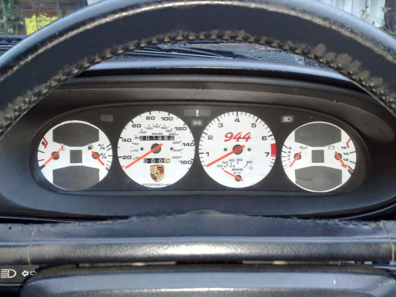 944 custom gauges - Pelican Parts Forums