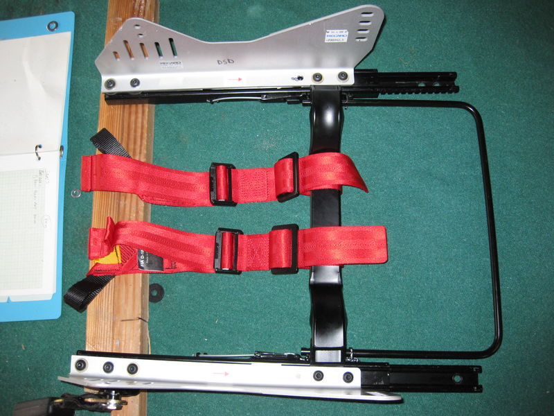 Harness Mounting Questions Sorry 6 Point Sub Belt