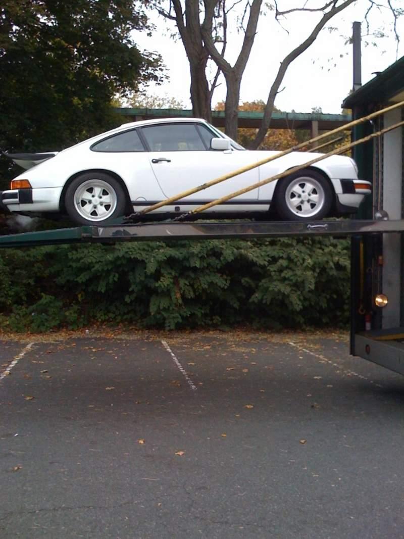 77000 mile 911 ..prior car