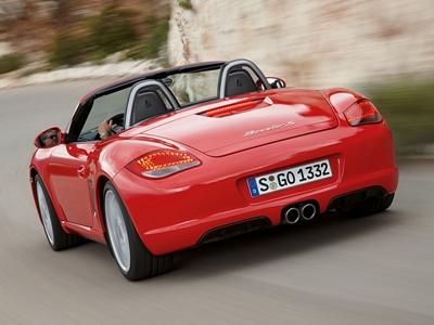 2009 Porsche Boxster Pictures