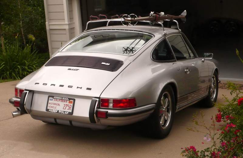 Ski Rack On A 911 Pelican Parts Technical Bbs