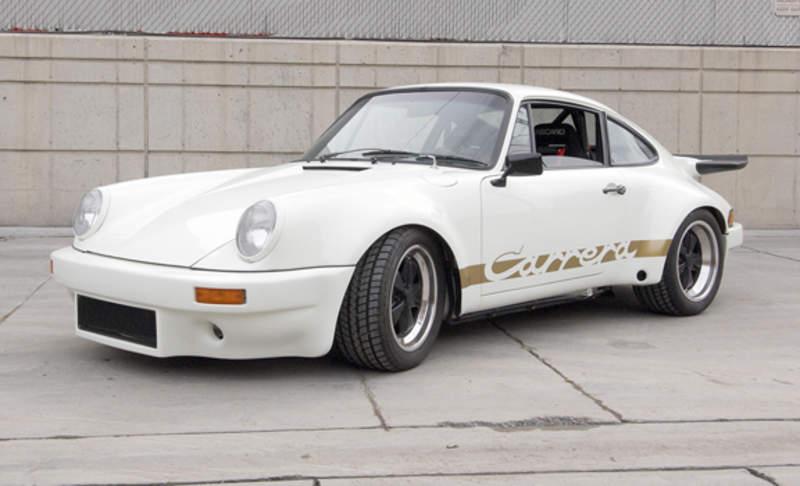 1978 Porsche 911SC (930) Targa