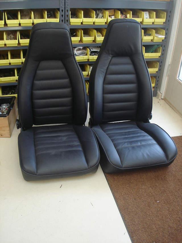 Porsche 911 Seats LEATHER