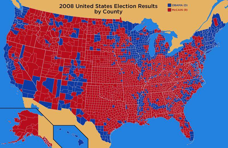 Political Map Of US Resized Pelican Parts Technical BBS - Us map of welfare recipients
