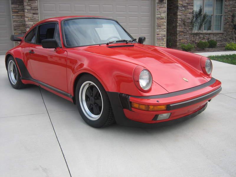 86 Porsche 930 for sale or trade - Pelican Parts Forums